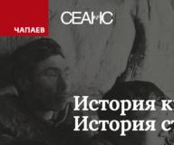 Интервью с «Чапаевым»